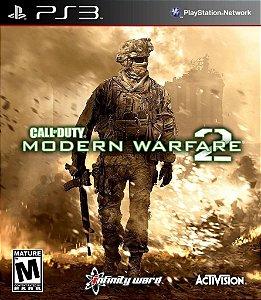 Call of Duty: Modern Warfare 2 + Pacote Stimulus [PS3]