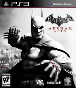 Batman: Arkham City [PS3]