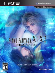 Final Fantasy X/X-2 HD Remaster [PS3]