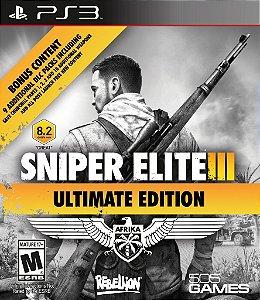 Sniper Elite 3 Ultimate Edition [PS3]