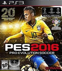 PES 2016 [PS3]