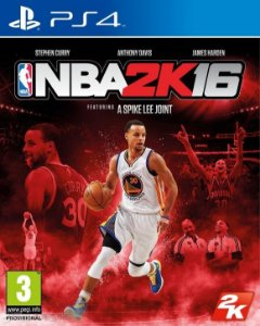 NBA 2K16 [PS4]