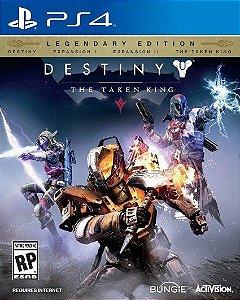 Destiny: The Taken King - Edição Lendária [PS4]