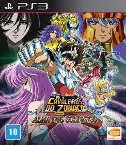 Os Cavaleiros do Zodíaco: Alma Dos Soldados [PS3]