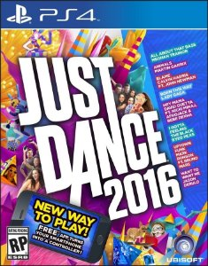 Just Dance 2016 [PS4]