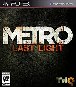 Metro Last Light - Complete Edition [PS3]