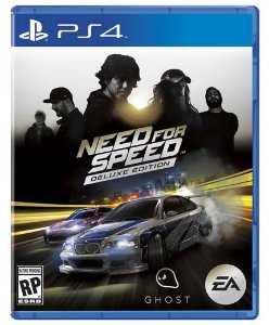 Need for Speed Deluxe Edition [PS4]