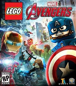 LEGO Marvel's Avengers Edição de Luxo [PS3]