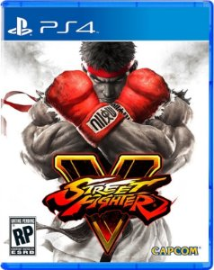 Street Fighter V [PS4]