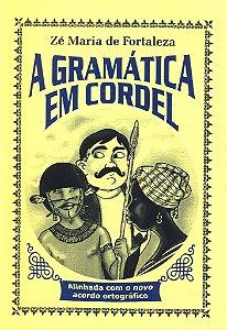 A GRAMÁTICA EM CORDEL