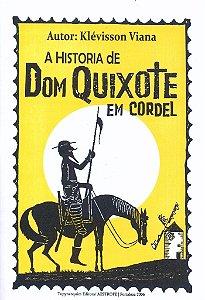 A HISTÓRIA DE DOM QUIXOTE EM CORDEL