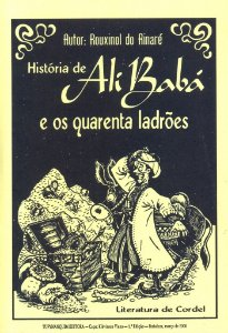 HISTÓRIA DE ALI BABÁ E OS QUARENTA LADRÕES