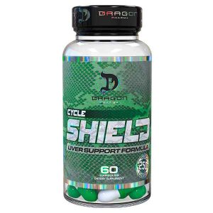 CYCLE SHIELD (60 CÁPSULAS) - DRAGON PHARMA