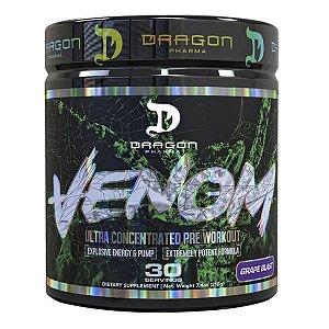 Pré Treino Venom Ultra Concentrado (30 Doses) - Dragon Pharma