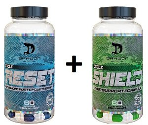 Kit TPC Cycle Reset + Cycle Shield- Dragon Pharma