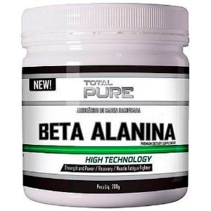 Beta Alanina 200g Total Pure