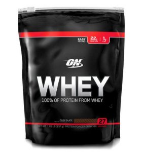 100% Whey Protein On Refil (824g) Optimum Nutrition