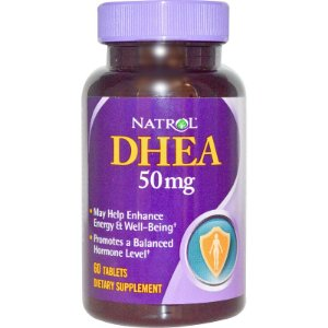 Dhea 50mg (60 Tabletes) - Natrol