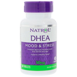 Dhea 50mg 60 Tabletes Natrol
