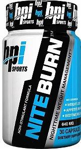 Nite-Burn (30 Cápsulas) - BPI
