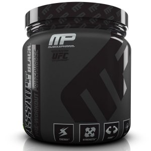 Assault Black (348g) Musclepharm