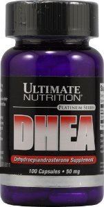 Dhea 50mg (100 Cápsulas) - Ultimate Nutrition