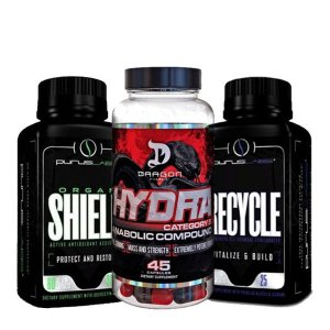COMBO CICLO COMPLETO - HYDRA + ORGAN SHIELD + RECYCLE