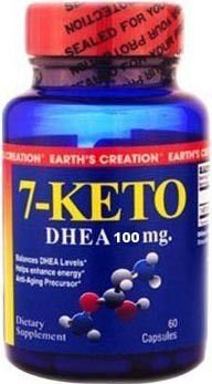 7-keto Dhea - Earth's Creation