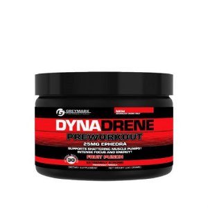 Dynadrene (30 Doses) - Greymark Pharmaceuticals