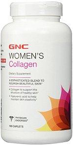 Women's Colágeno (180 Cápsulas) - Gnc