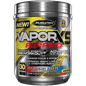 Nano Vapor X5 Ripped (30 doses) - MuscleTech