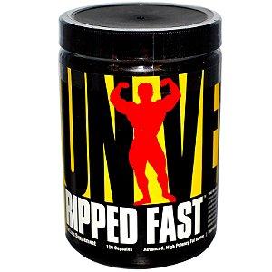 Ripped Fast (120 Cápsulas) - Universal