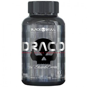 Draco (60 Cápsulas) - Black Skull