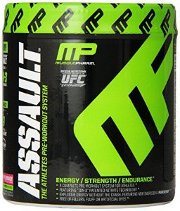 Assault (20 doses) - Muscle Pharm