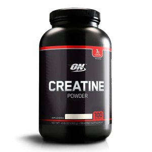 Creatina Powder (300g) Black Line - Optimum Nutrition