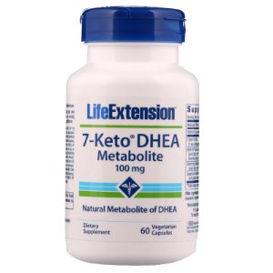 7-Keto Dhea 100mg (60 caps) - Life Extension