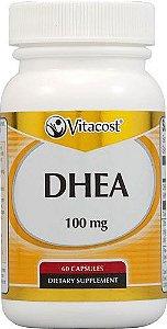 Dhea 100mg (60 Cápsulas) - Vitacost