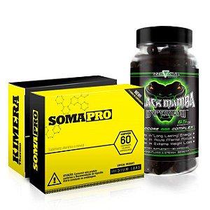 Combo Soma Pro + Kimera + Black Mamba