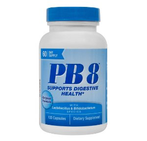 PB8 Probiótico (120 Cápsulas) - Nutrition Now Vitamins