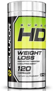 Super HD 120 Cápsulas - Cellucor