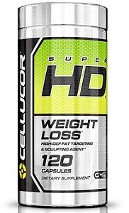 Super HD 120 Cápsulas - Cellucor