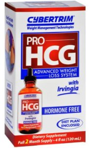 HCG Pro (120 ml) - Cybertrim