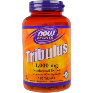 Tribulus 1000mg 180 Tabletes - Now Foods