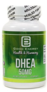 Dhea 50mg (60 Cápsulas) - Good Energy