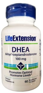 Dhea 100 mg (60 Cápsulas) - Life Extension