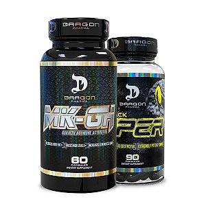 Combo Mk-GH e Black Viper - Dragon Pharma