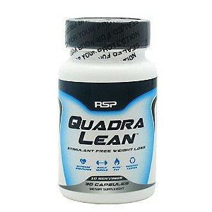 Quadra Lean (30 Cápsulas) - RSP Nutrition