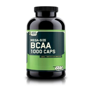 Bcaa 1000 (400 Cápsulas) - Optimum Nutrition