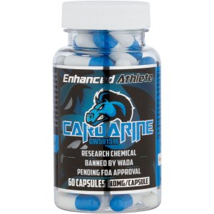 Cardarine 10mg (GW501516, Endurobol) 60 Cápsulas - Enhanced Athlete