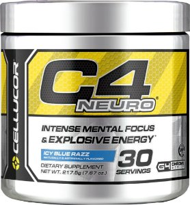 C4 Neuro (30 doses) - Cellucor